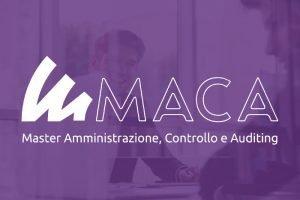 MACA – Master in Amministrazione, Controllo e Auditing